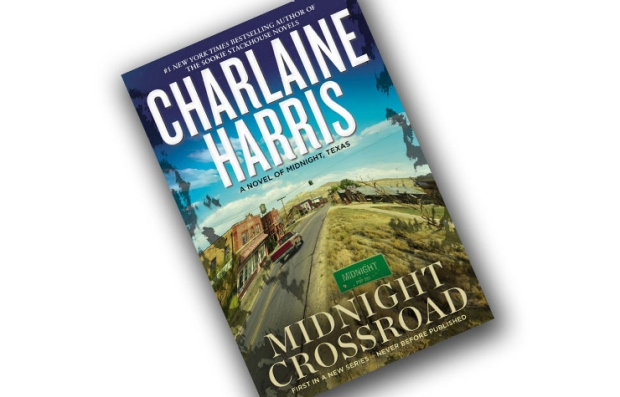 Book Midnight Crossroad by Author Charlaine Harris