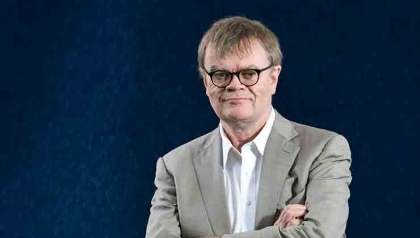 garrison keillor prairie home companion book author radio show