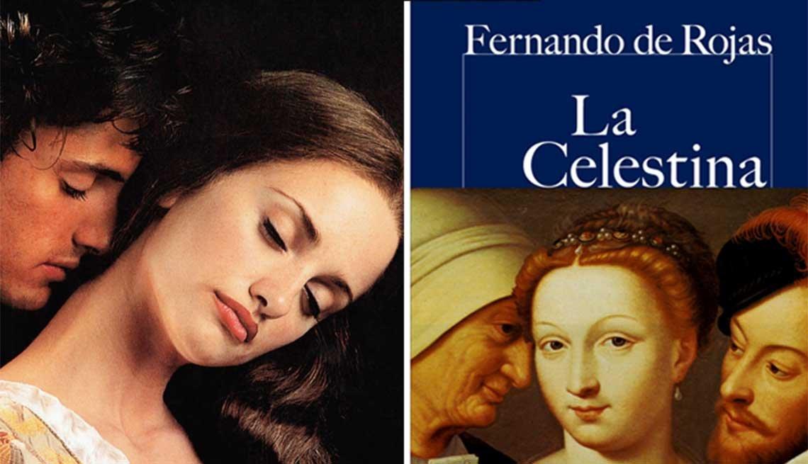 Portada del libro La Celestina de Fernando Rojas - Heroínas de la literatura