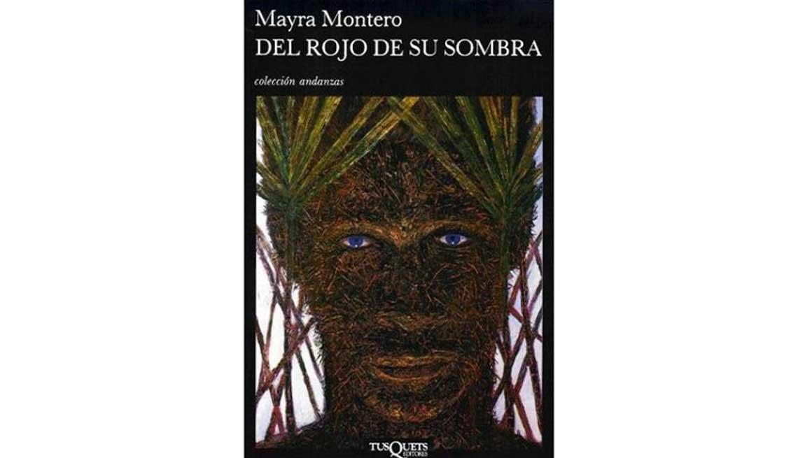Portada del libro Del rojo de su sombra,  de Zulé Revé  - Heroínas de la literatura