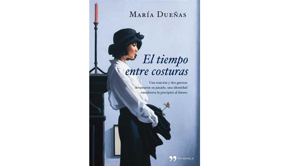 Portada del libro El tiempo entre costuras de María Dueñas - Heroínas de la literatura