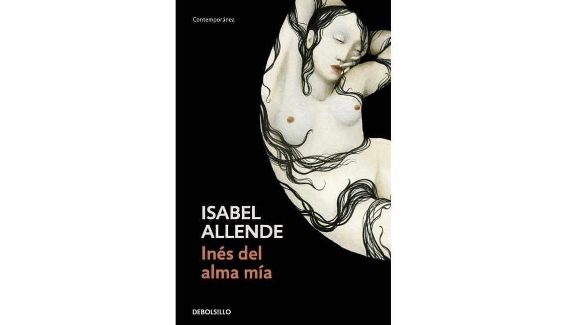 Portada del libro Inés del alma mía de Isabel Allende - Heroínas de la literatura