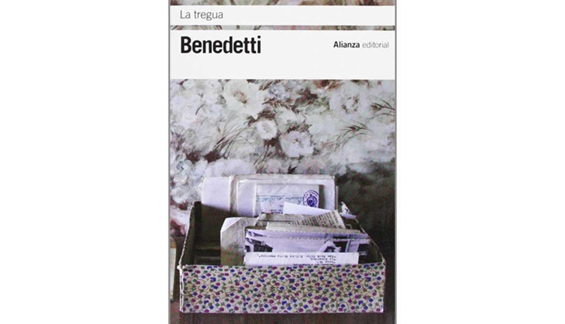 Portada del libro La tregua de Mario Benedetti - Heroínas de la literatura