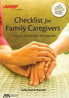 AARP Checklist for Family Caregivers: A Guide to Making It Manageable