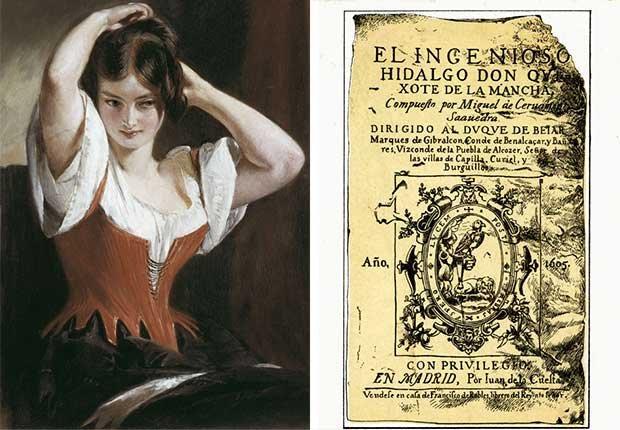 Dulcinea, personaje de Don Quijote de la Mancha - Heroínas de la literatura