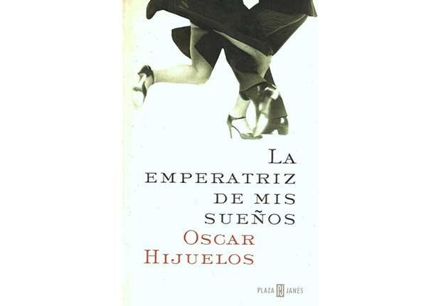 Portada del libro La emperatriz de mis sueños de Oscar Hijuelos - Heroínas de la literatura
