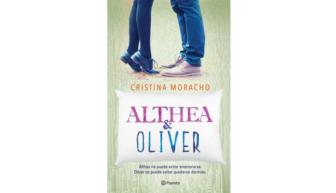 Portada del libro Althea y Oliver - Libros para el verano