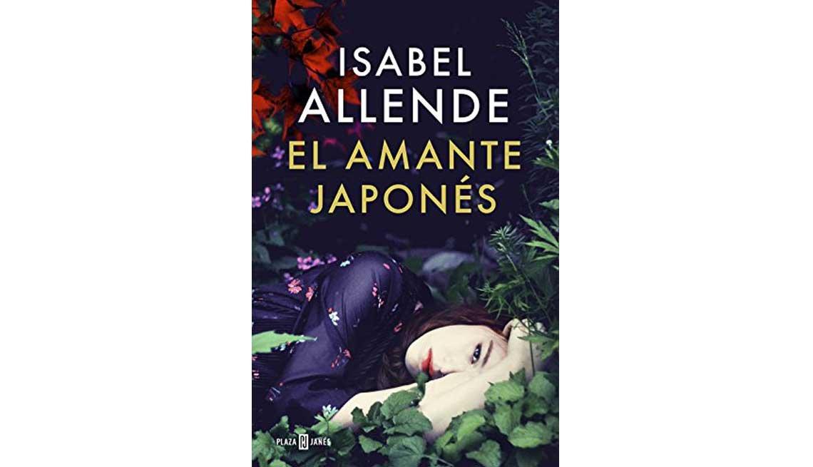 Portada del libro El amante japonés - Libros para el verano