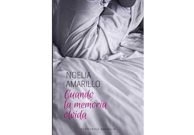 Portada del libro  Cuando la memoria olvida - Libros para el verano