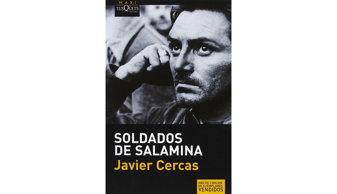 Portada del libro Soldados de Salamina de Javier Cercas - Autores recomendados de la literatura en español