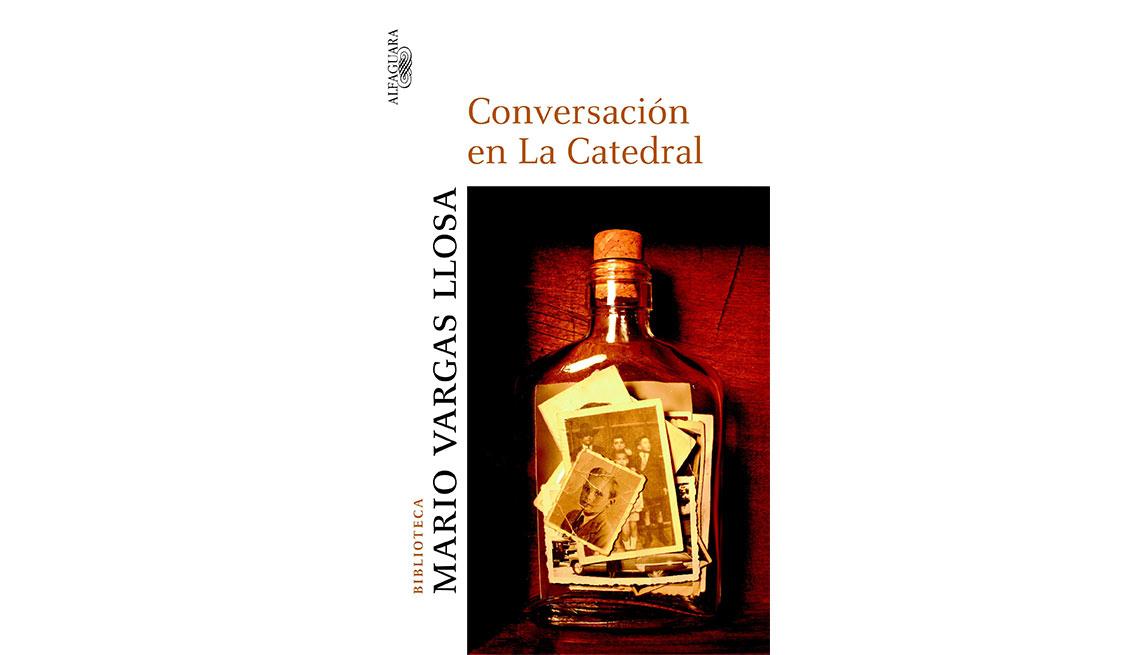 Portada del libro Conversación en la catedral de Mario Vargas Llosa - Autores recomendados de la literatura en español
