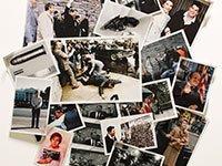Compilation of Reagan photos