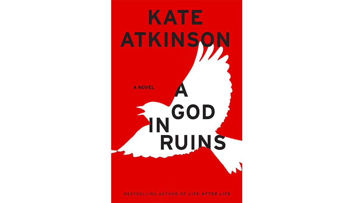 The novel 'A God in Ruins' by Kate Atkinson