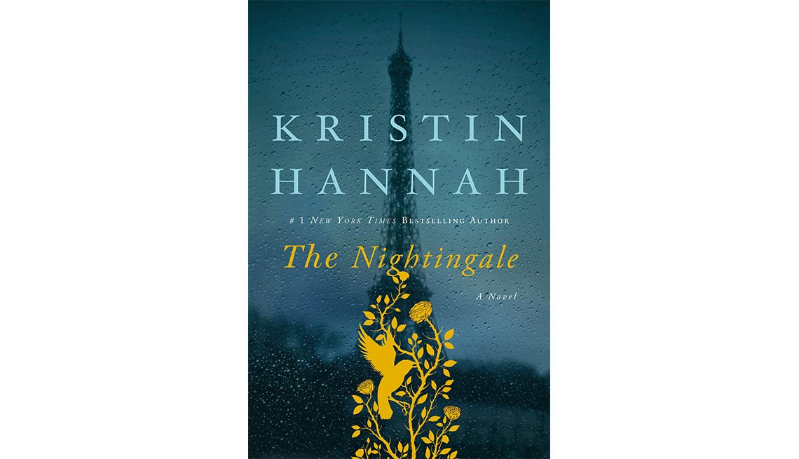 The historical novel 'The Nightingale' by Kristin Hannah