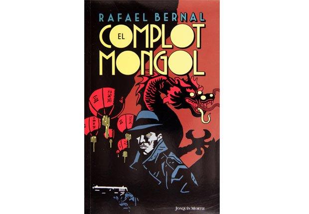 Portada de El Complot Mongol, Novelas de crimen y detectives para todos los gustos