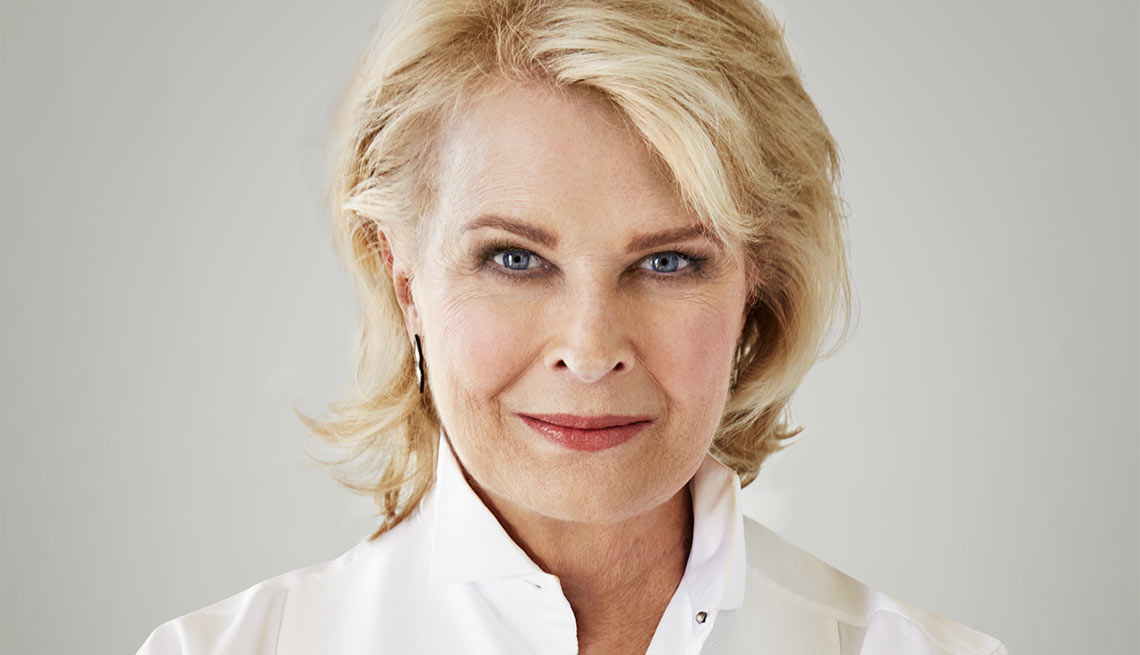 Candice Bergen, What I Know Now, AARP Interview
