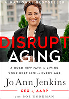 Disrupt Aging Jacket - National Bestseller