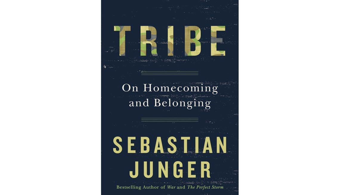 'Tribe: On Homecoming and Belonging' by Sebastian Junger