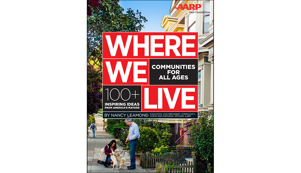 Where we live book