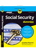 Social Security for Dummies New Cover