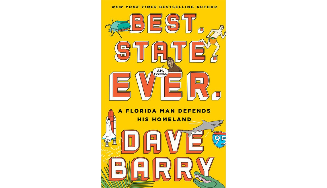 'Best. State. Ever' by Dave Berry