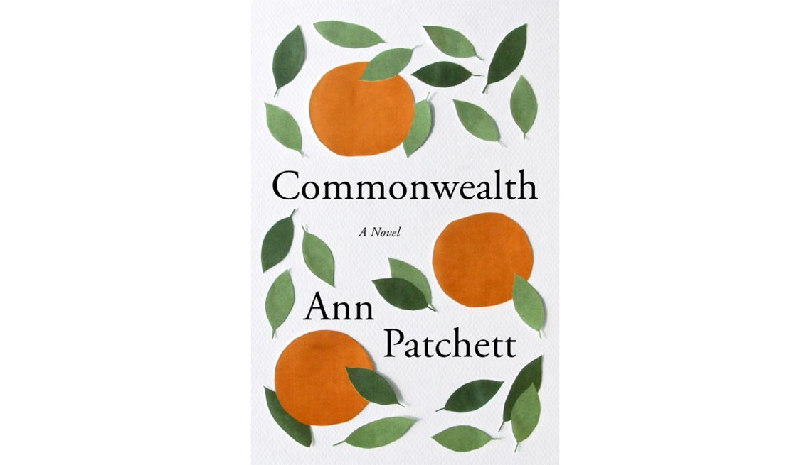 'Commonwealth' by Ann Patchett