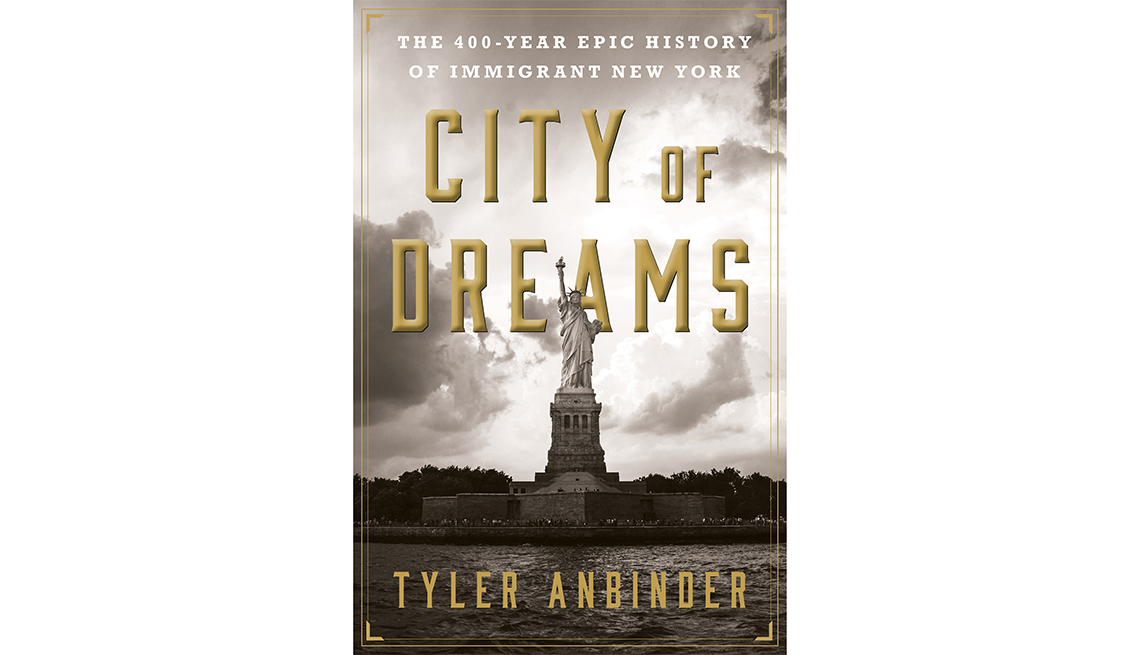 'City of Dreams' by Tyler Anbinder