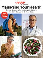 Managing your health book cover