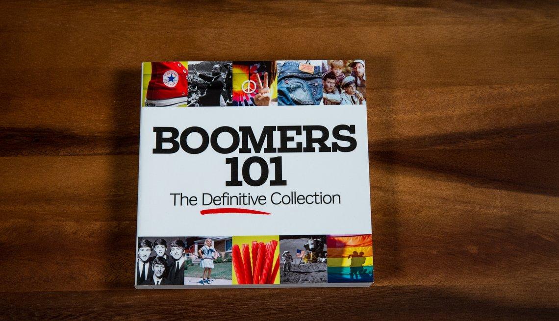 Boomers 101, AARP Books