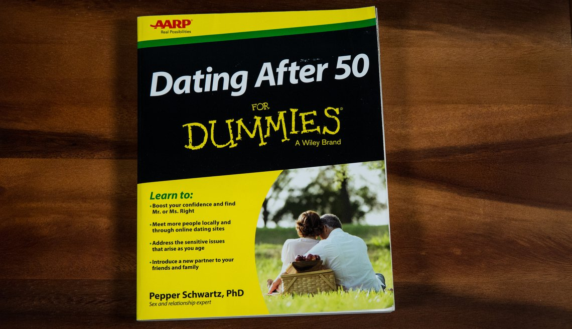 Dating After 50 for Dummies, AARP Books