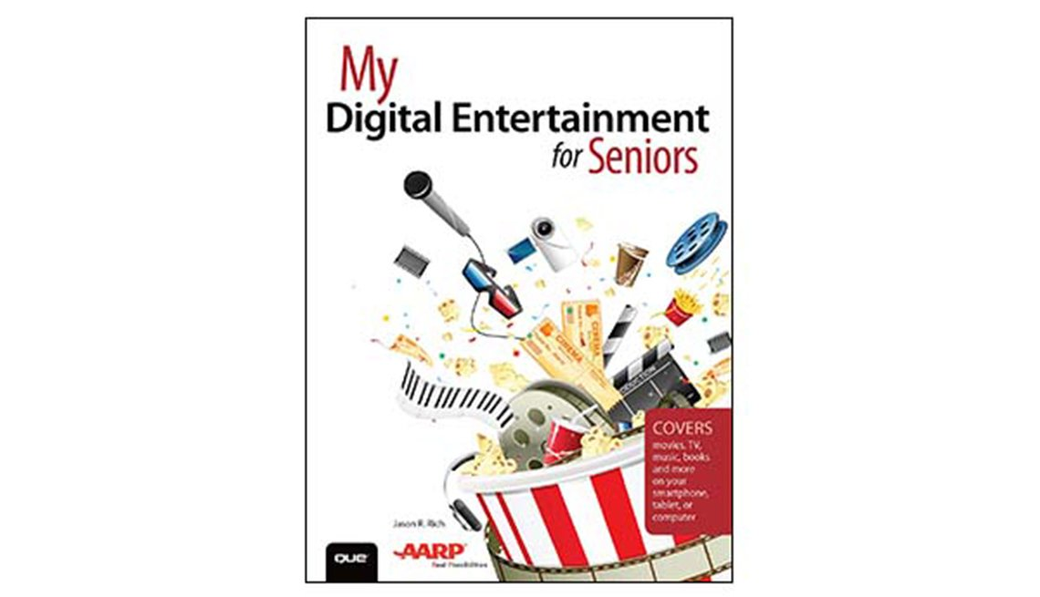 My Digital Entertainment for Seniors