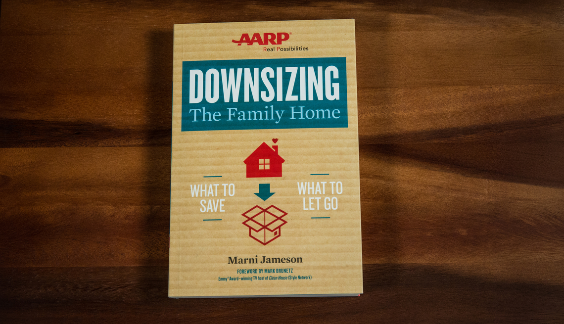 Downsizing the Family Home, AARP Books