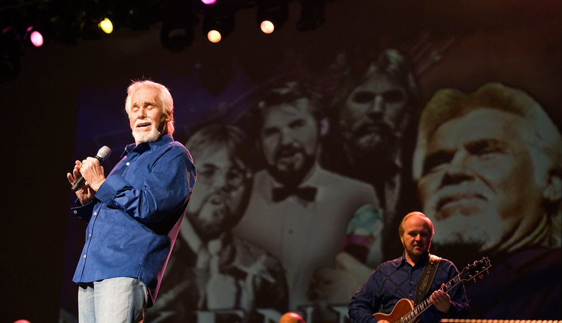 SLIDESHOW: Kenny Rogers Book