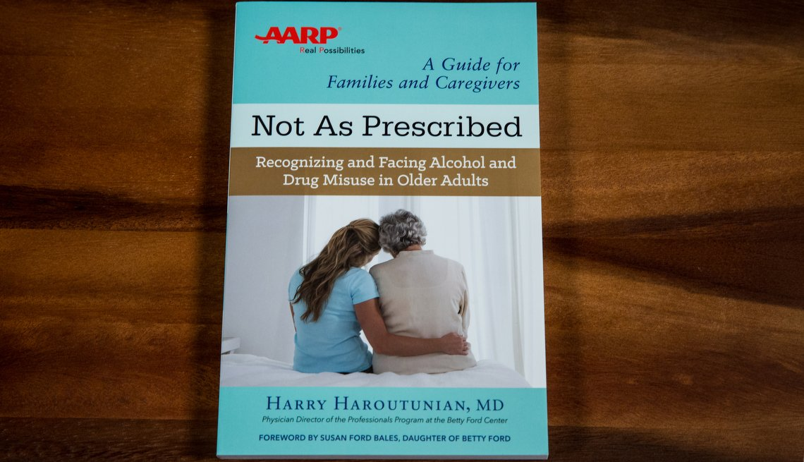 Not As Prescribed, AARP Books
