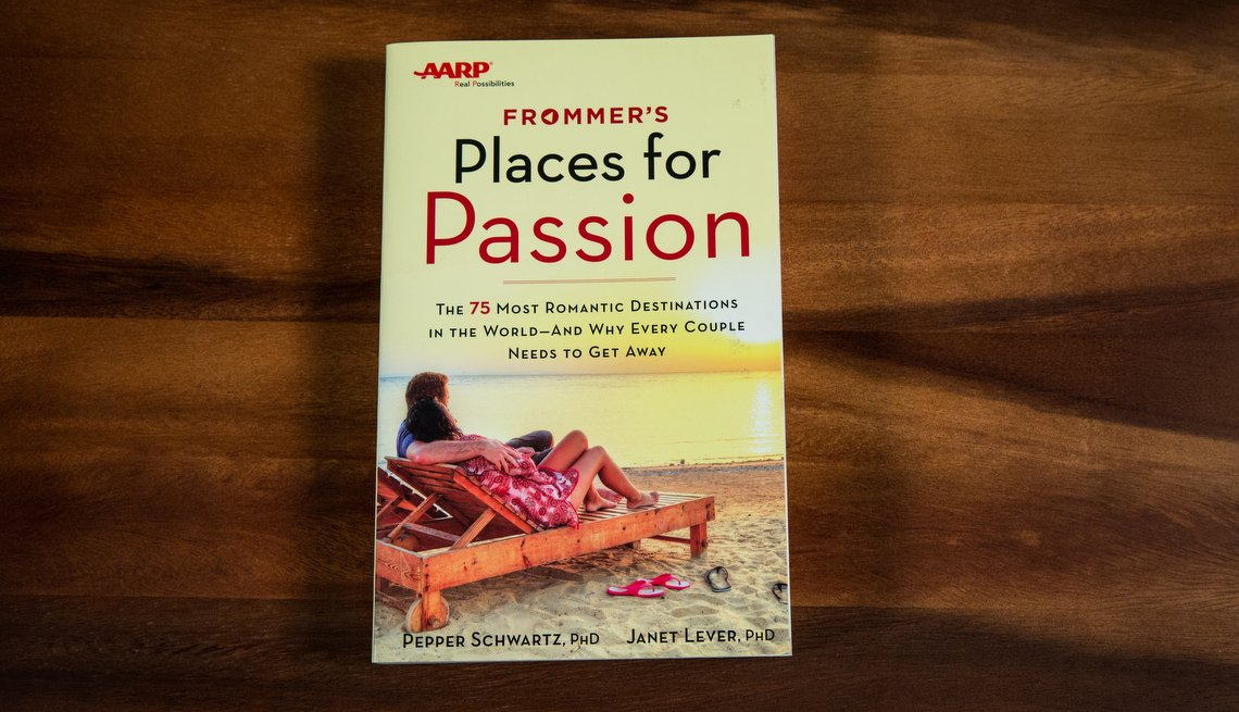 Places For Passion, AARP Books