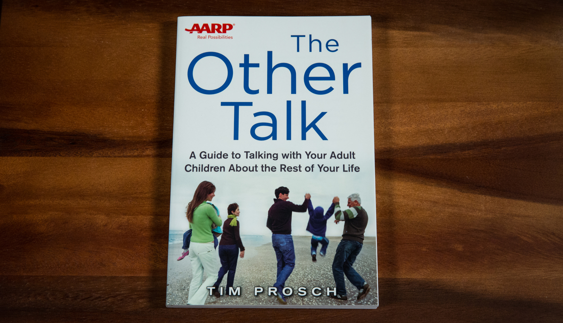The Other Talk, AARP Books
