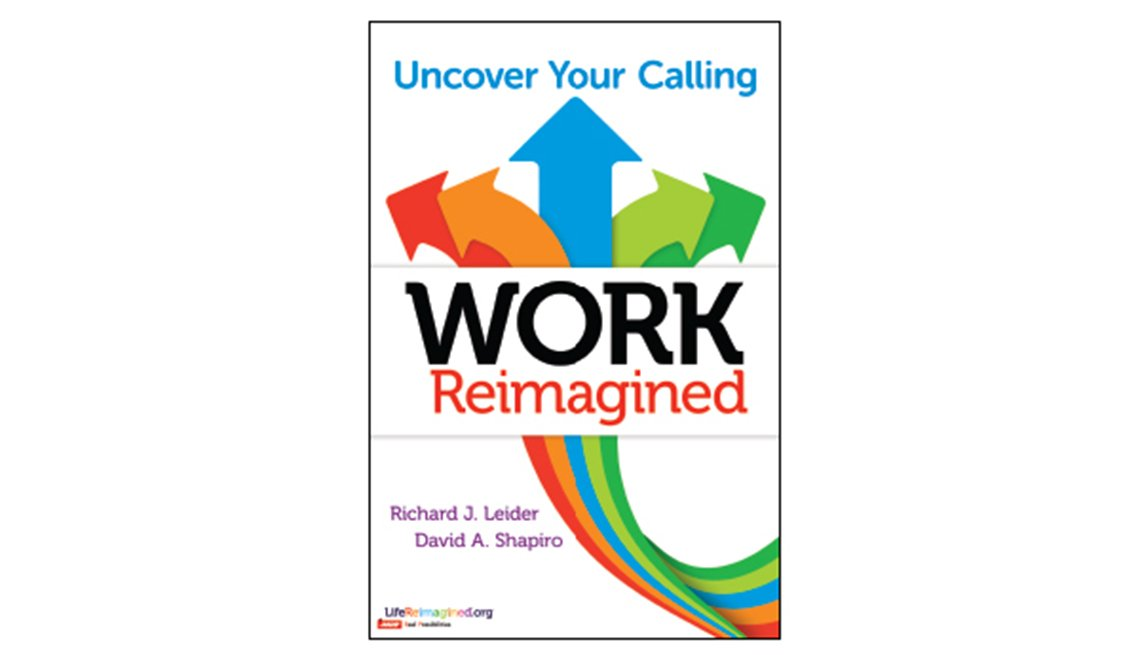 Work, Reimagined, book, cover, image