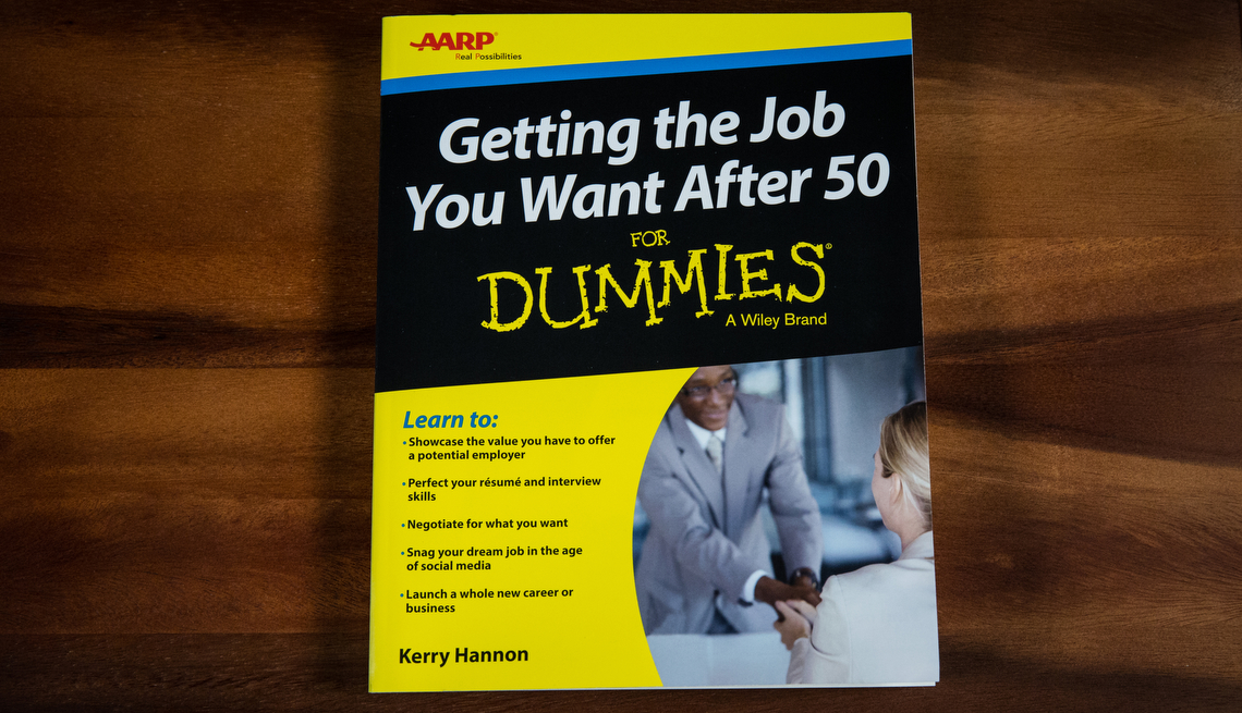 Lovely U0027Getting The Job You Want After 50 For Dummiesu0027 Book  How To Get The Job You Want
