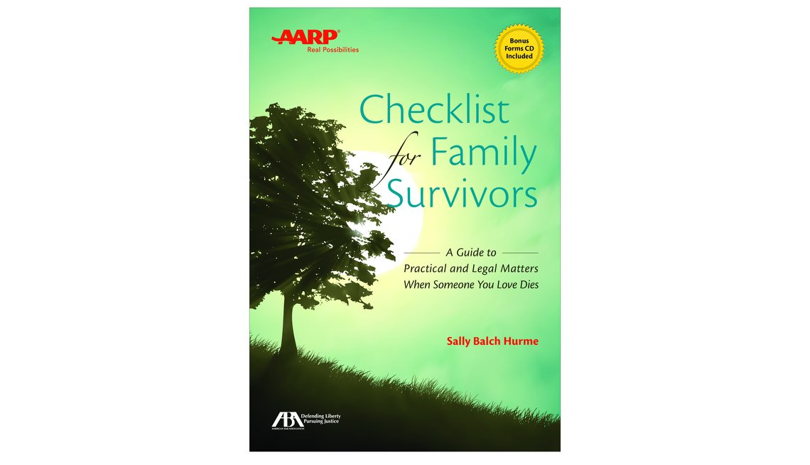 Checklist for Family Survivors