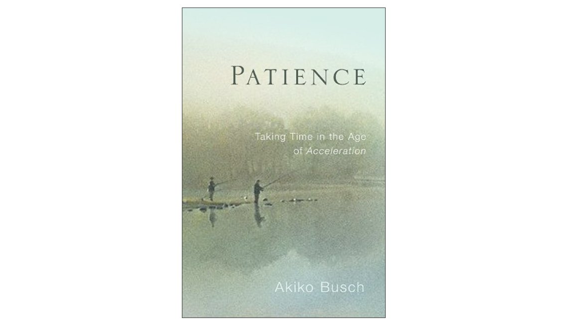 Patience book cover