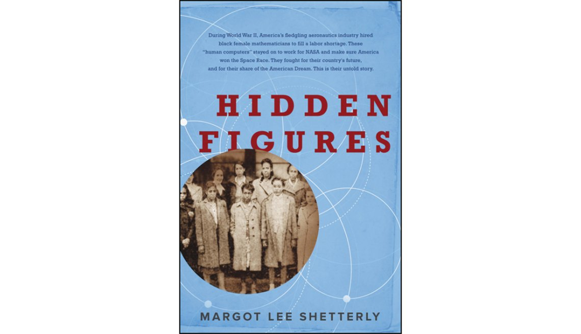 'Hidden Figures' by Margot Lee Shetterly