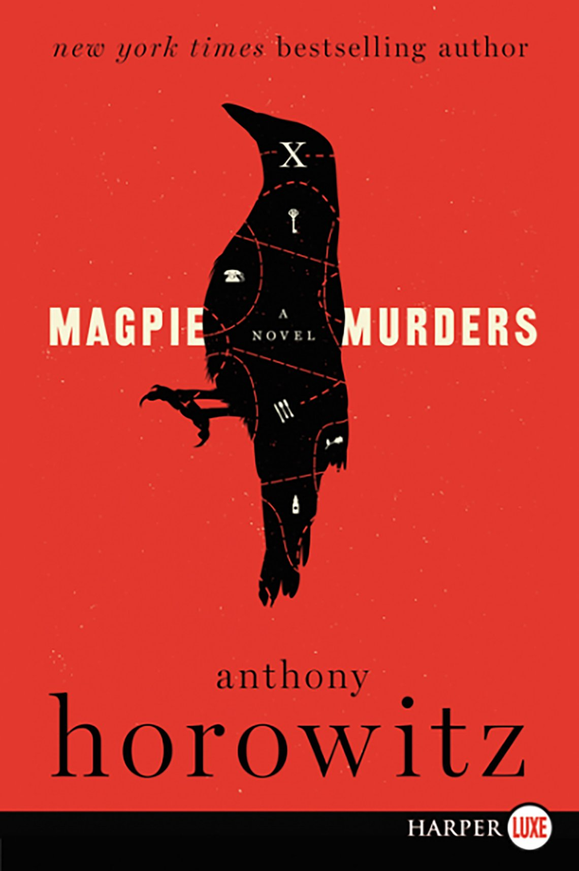 Magpie Murders, by Anthony Horowitz