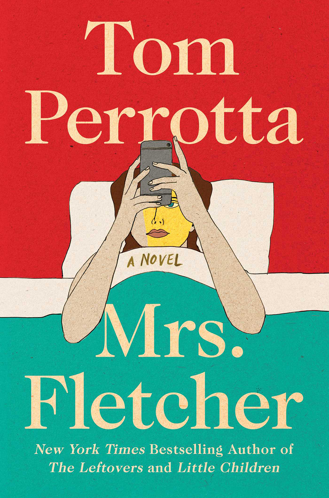Mrs. Fletcher, by Tom Perrotta