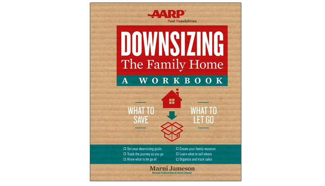 Downsizing the family home book