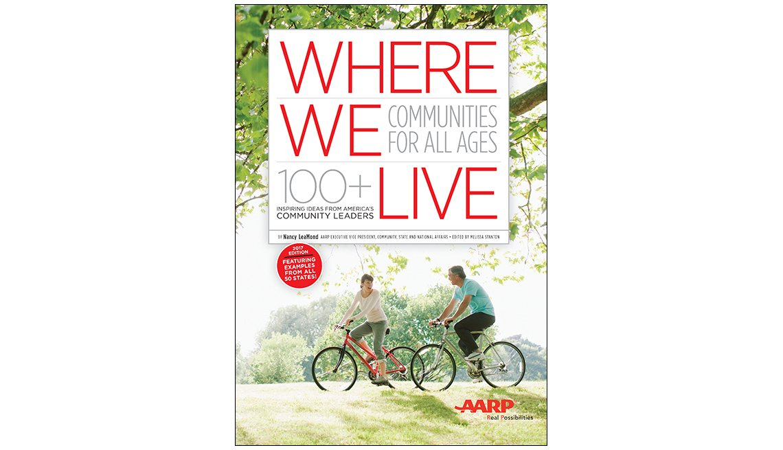 Where We Live book first 2017