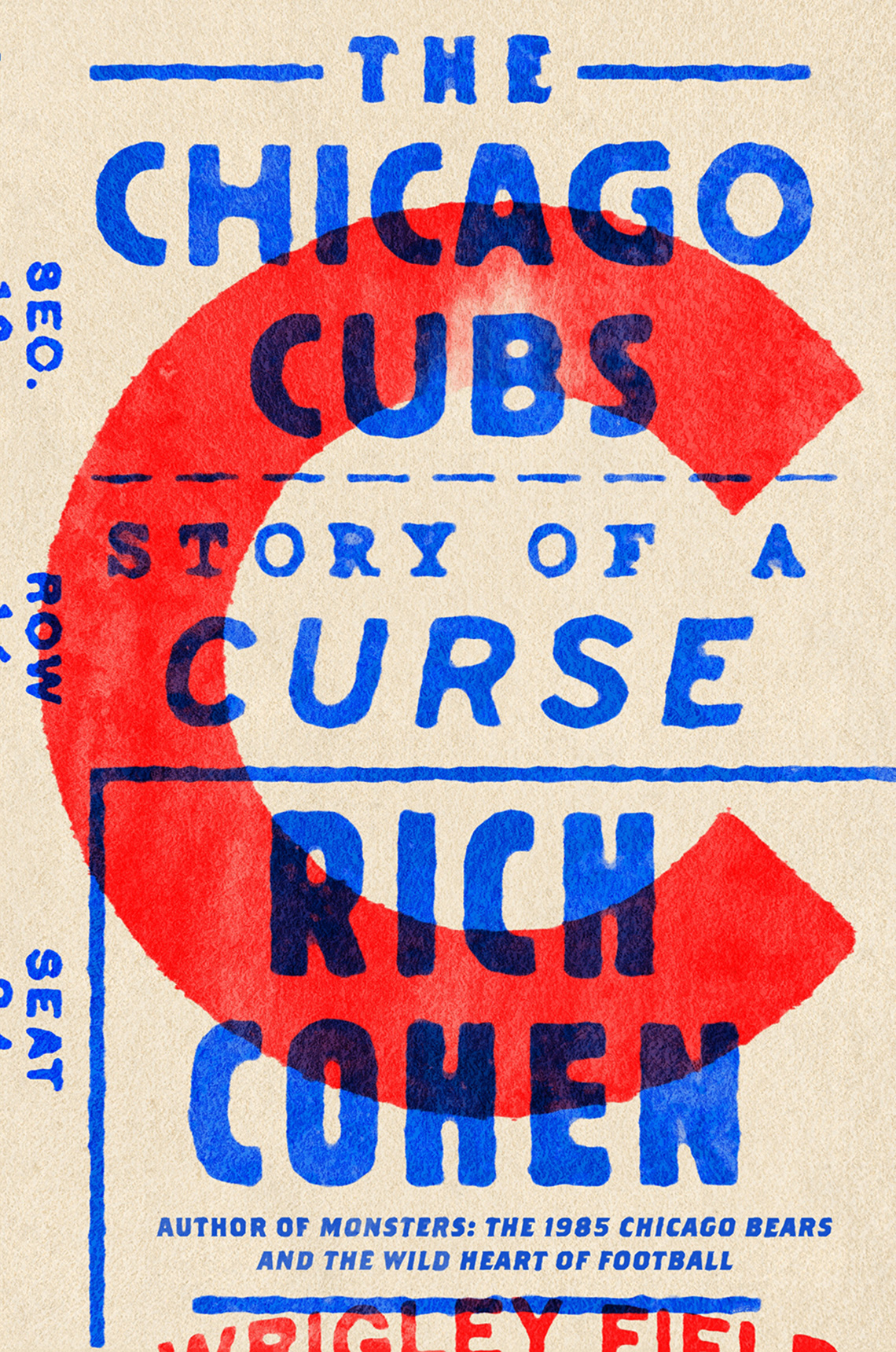 'Chicago Cubs: Story of a Curse' by Rich Cohen