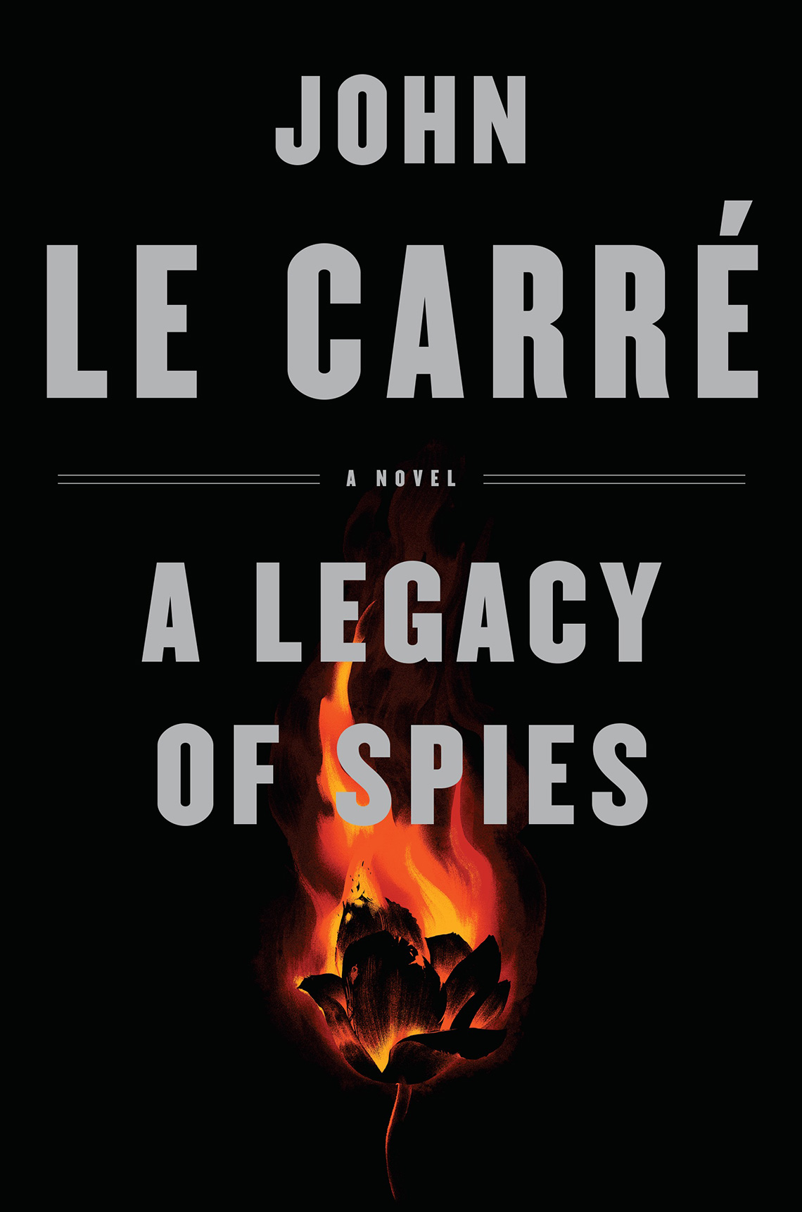 'A Legacy of Spies' by John le Carré