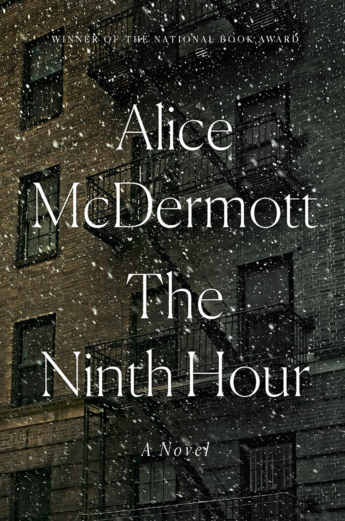 'The Ninth Hour' by Alice McDermott