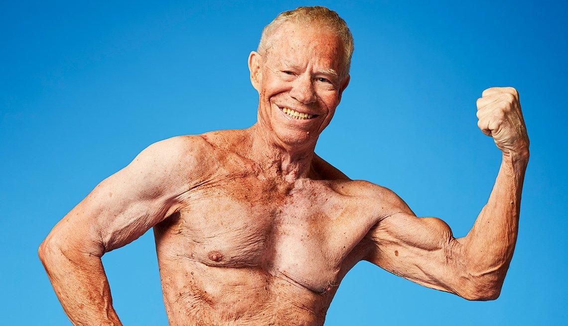 Guinness book jim arrington oldest bodybuilder