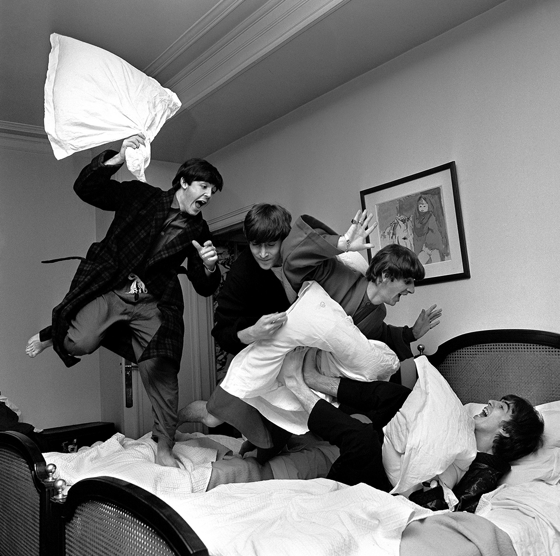 item 1 of Gallery image - 1964 The Beatles